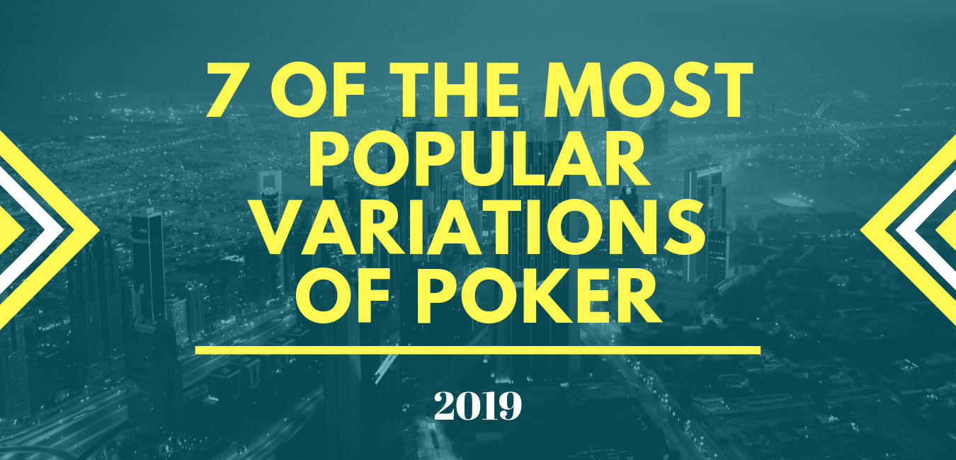 poker game variations rules